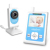 2019 2.5 INCH LCD DIGITAL WIRELESS VIDEO BABY MONITOR WITH RECORDING AND MOTION DETECTION