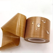 High temperature ptfe coated fiberglass tape <strong>adhesive</strong> for bag wrapping machine