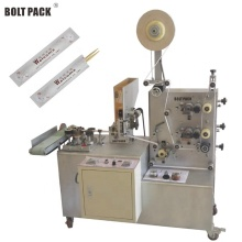 Automatic plastic toothpick small sachets packing <strong>machine</strong> for food industry