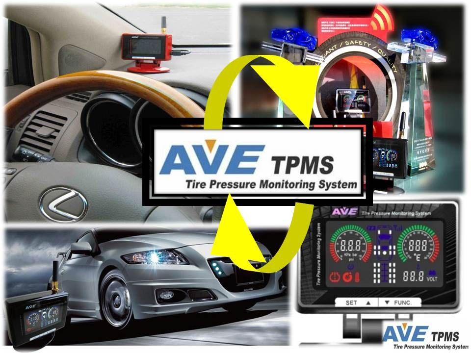 AVE Blind Plug TPMS for TOYOTA CAMRY