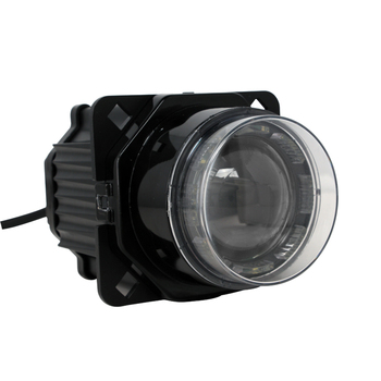 ECE EMARK R112 R7 90mm high low beam led bus headlight headlamp for Prebost with function light