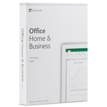 Thuis DVD Microsoft Office 2019 home en business DVD Pack 64 Bit Licentie Key Code Activering software downloaden