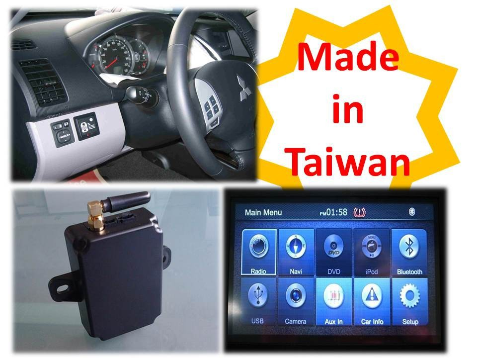 Taiwan AVE OE TFT TPMS (AVE-T1005OEL) Tire pressure monitoring System