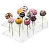 Online shopping clear perspex candy holder acrylic lollipop display stand
