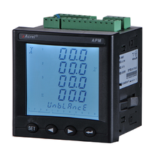 ethernet modbus tcp / rtu power quality analysis 3 phase monitoring <strong>meter</strong>