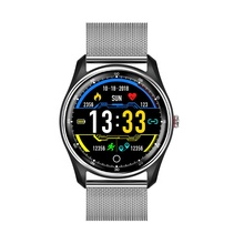 MX9 <strong>Smart</strong> <strong>Watch</strong> For Men ECG PPG Waterproof Color Screen Heart Rate Boold Pressure Monitor Call Reminder Sport Bracelet