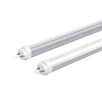 Good price 4ft T8 led tube light 1200mm t8 led energy saving tube light led 18w instead of fluorescent lamp 18w led tube