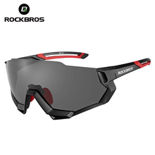 ROCKBROS 2019 New design hot Selling fashion high quality sunglasses sport 3 color glasses eyewear polarized cycling sunglasses