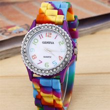Fashion Latest design Digital Cheap Touch screen Silicone led <strong>watches</strong>