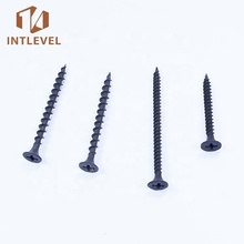 Q195 Medium carbon steel fasteners Black phosphate Coarse Thread drywall <strong>screw</strong>