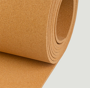 Multipurpose moisture Protection custom shape underlayment cork roll board