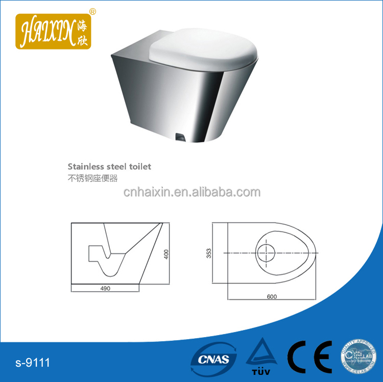ADA Waterless Toilet Stool