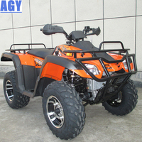 AGY new model cfmoto 500cc atv