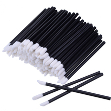 Wholesale Cheap Disposable Lip Brush Factory Price Make Up Brush Lipstick Lip Gloss Wands Applicator