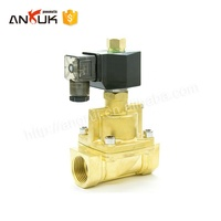 Low price quality 220V water pressure solenoid valve