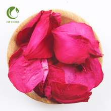 High Quality Organic Beautiful Rose Petal Tea Fragrant Dried Rose Petals
