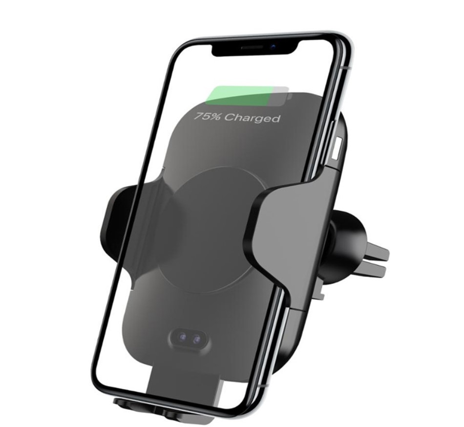 New products infrared auto sensor car wireless charging C9 <strong>C10</strong> For mobile phones for iphone x wireless charger