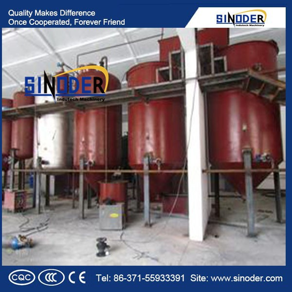 5-800T/D cooking oil refinery plant,palm oil/sunflower oil/corn <a href=