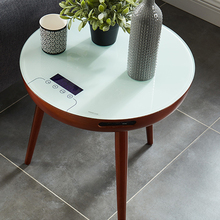 Multifunctional <strong>Furniture</strong> For Living Room Nature Speaker Charging Smart Table