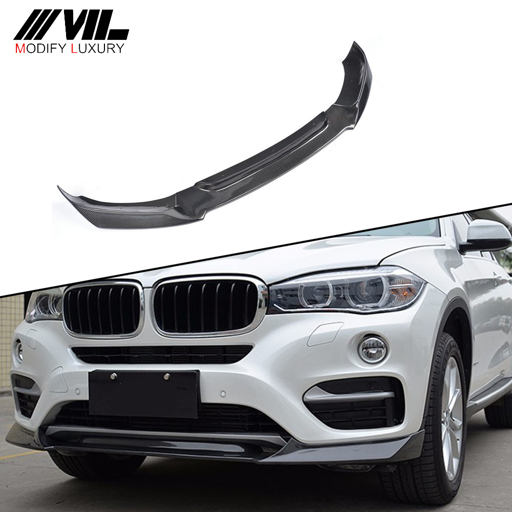Carbon Front Bumper for BM <strong>W</strong> X6 F16 15-16
