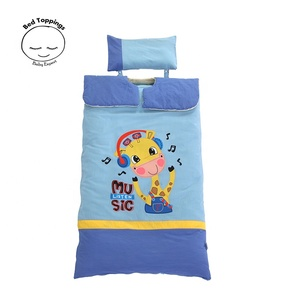 Sleeping bag for boy/girl baby kids children fashion 100% combed cotton active printing eco friendly