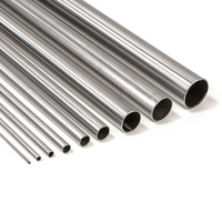 Factory Ss Pipe Stainless Steel Tube
