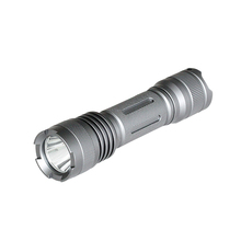 Handheld 550lm aluminium hunting led flashlight for night vision with three modes
