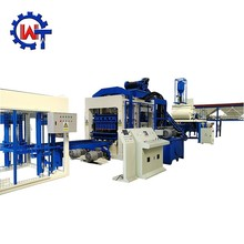 QT10-15 High Quality China concrete block making Machine To Make Block Cement