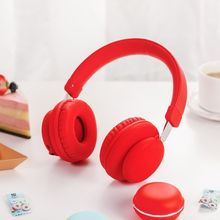 BH2 Headband style BT 5.0 headphones cute wireless earphone mp3 music <strong>player</strong> with blue tooth for girls