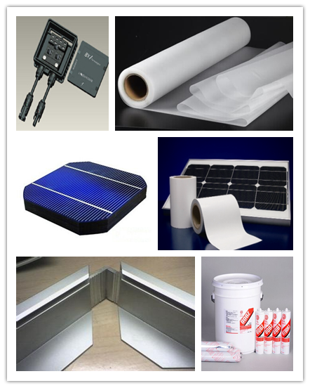 Ooitech Top Sales Solar panel making machine BOM Raw Material