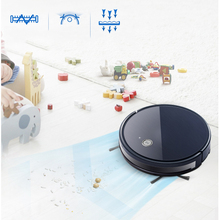 Portable Intelligent Roomba Robot Vacuum Cleaner With 4400mah LI baterry