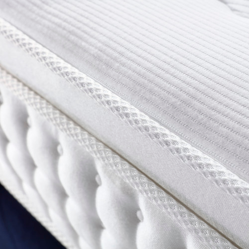 PS002-Pocket Spring mattress with coconut palm and latex designed for home or hotel - Jozy Mattress   Jozy.net