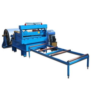 Pacific Uncoiler Straightening Machine Flatbed Leveling Machine Stamping Automatic Straightener Coil Feeder Production Line