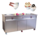China Wholesale Prices Thai Stir Fry Ice Cream Roll Machine Customized Double Pan Fried Ice Cream Machine For Sale