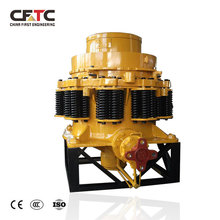 CE and ISO Certificated Hot Sale 100-120 Ton/Hr Hard Stone PYB 1200 Spring Cone Crusher for Mining