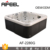 Luxury Outdoor Quality outdoor hot tub spa whirlpool Home Use Massage for 5 persons