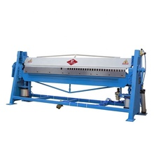 DAJI Brand Pneumatic metal sheet folding <strong>machine</strong> for HVAC