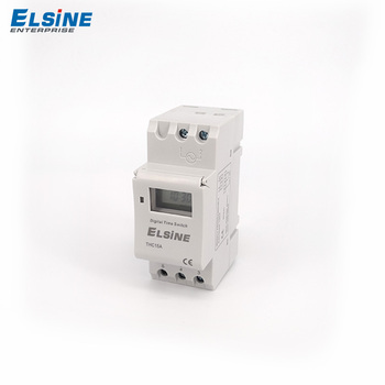 THC15A industrial time switch manual timer digital clock switch 220v light switch timer digital clock