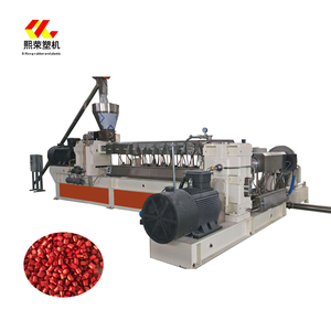 Top quality two stage plastic recycling machine granulator supplier