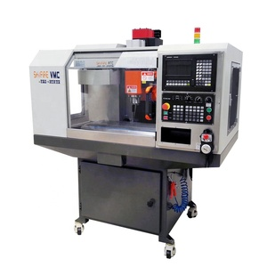 SKYFIRECNC SVM-2VMC Small CNC Machining Center