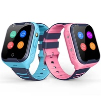 4G LTE Kids GPS Smart Watch 2019 For Children Wrist Watch GPS Tracking Device For Kids IP67 Waterproof Fitness GPS Tracker Watch