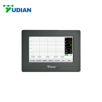 Yudian 5 inch digital paperless temperature recorder