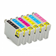 Skyhorse compatible ink cartridge for Epson T0981-T0986 for Artisan 600 700 710 730 800 810 725 835 837