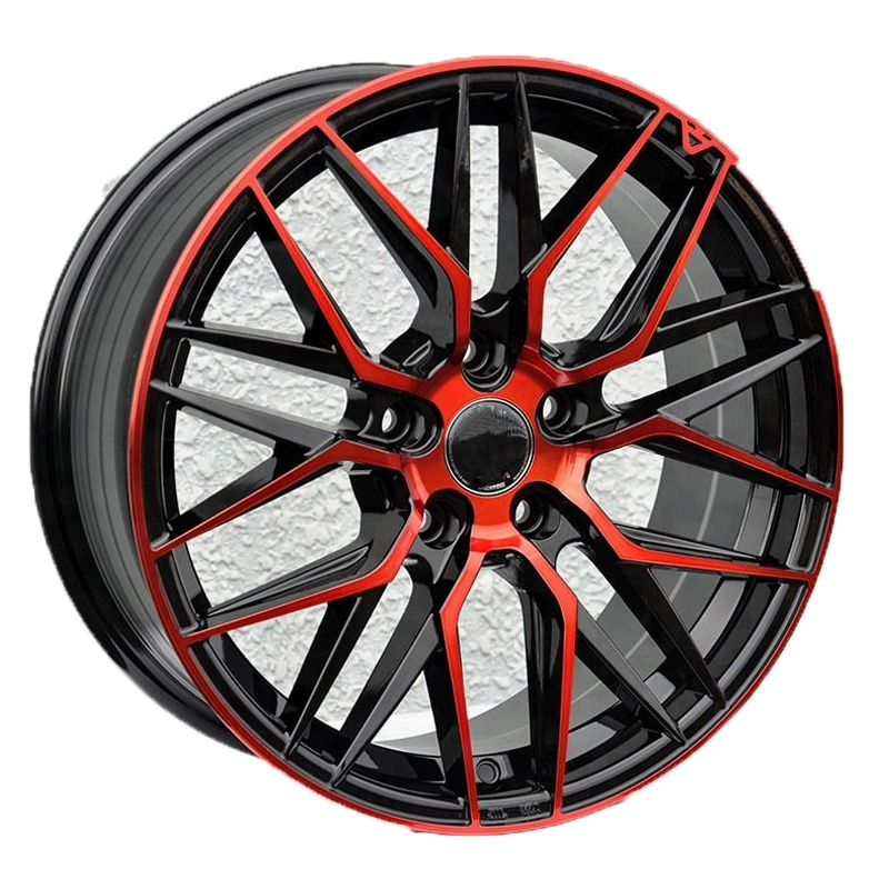 2020 high quality chinese factory made staggered alloy <strong>wheels</strong>