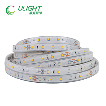 High quality 60leds rgb 5050 led strip 11.5w per meter in IP68 waterproof