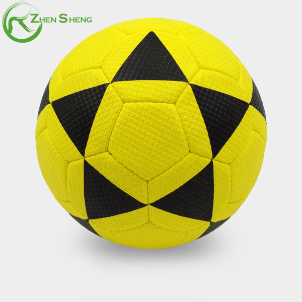 Zhensheng custom logo machine stitched handball Size 3 2 1
