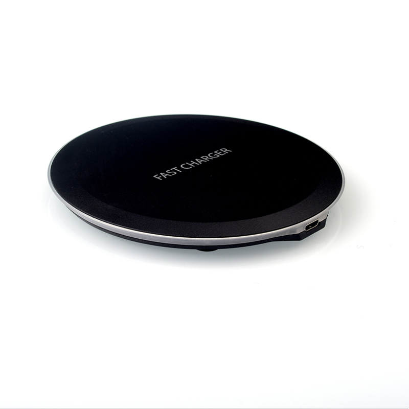 Powerqi T700 Ultra-slim Qi enabled wireless charger for Moto X,for <strong>Blackberry</strong> <strong>Z10</strong>,Z30 universal mobile power station