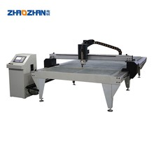 표 형 CNC Plasma Cutting Machine 대 한 1500*3000mm 문의를 환영합니다 강 판 cutting machines factory price