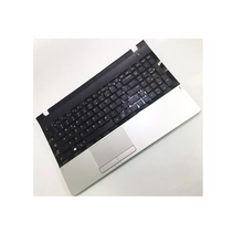 Wholesale laptop <strong>parts</strong> keyboard for Samsung 300E5A 305E5A NP300E5A US Keyboard with cover C