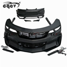 body kit for Chevrolet camaro to transformers 5 with spoiler tail wing